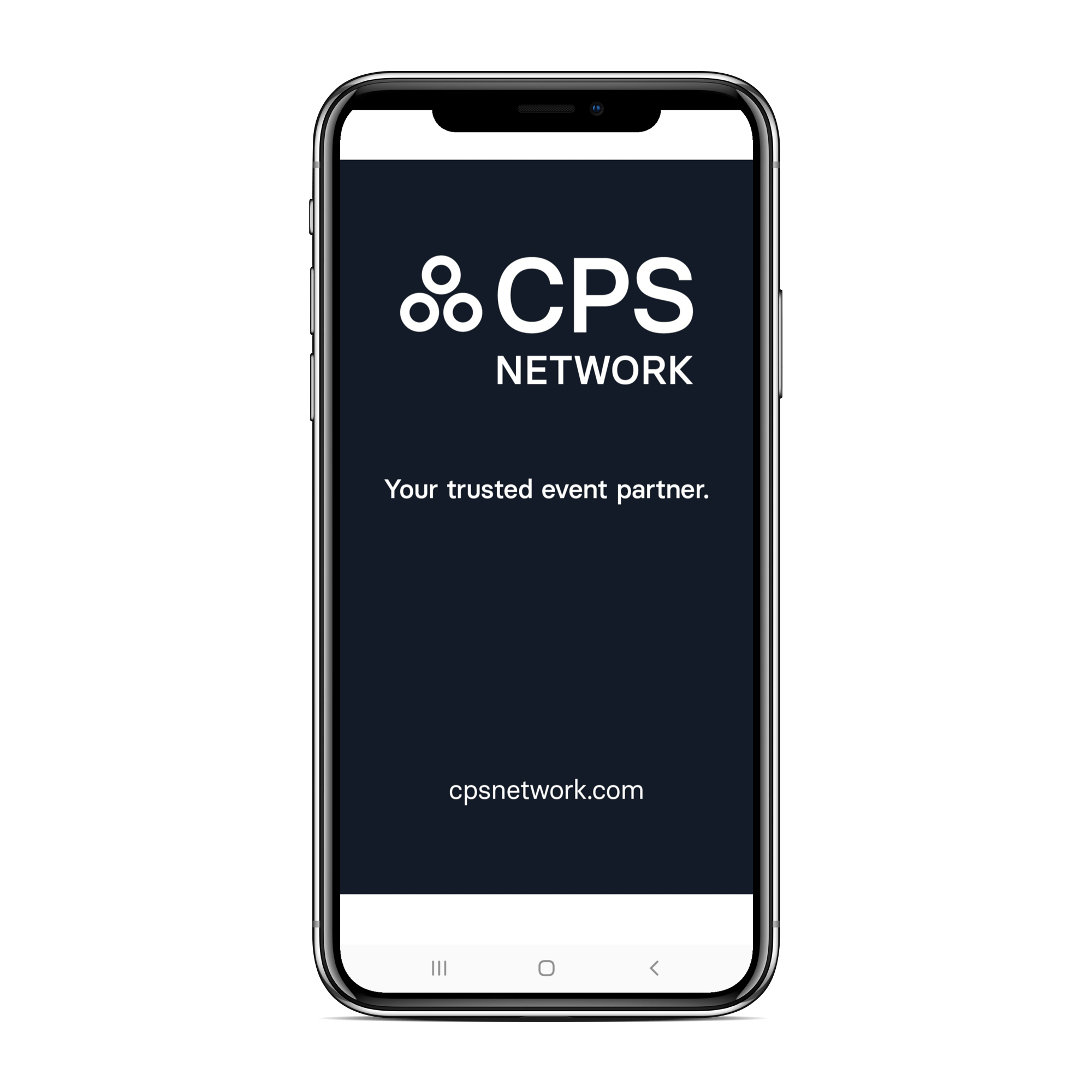 Application CPS Network Events